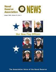 Naval Reserve Association Naval Reserve Association