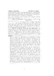 Convenzione RSU - Comune di Bussolengo