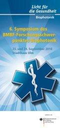 Download PDF Programmheft - Photonik Forschung Deutschland