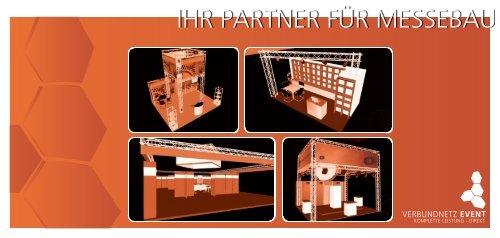 Flyer Messebau (PDF , 600 K) - Verbundnetz Event