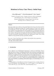 Relations in Fuzzy Class Theory: Initial Steps - ResearchGate
