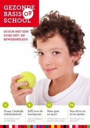 GEZONDE BASIS SCHOOL - Voedingscentrum