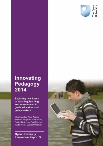 innovating_pedagogy_2014