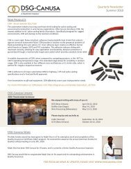 Quarterly Newsletter Summer 2010 New Products for regular news ...