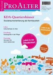 KDA-Quartiershäuser