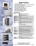 Single Door Freezer brochure - Lenox-Martell Inc - Page 2