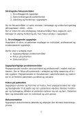 Vision og strategi for den sygeplejefaglige udvikling - Page 5