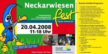 Neckarwiesen - Hemminger Ingenieurbüro GmbH & Co. KG