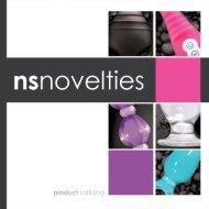 Catalog Download - NS Novelties