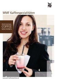 Download Rezepte Kaffeespezialitäten - Kaffeemaschinen