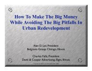 How To Make The Big Money While Avoiding The Big Pitfalls In ...