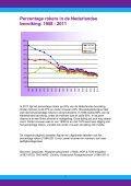 Trendpublicatie Percentage Rokers 2011 - Stivoro - Page 2