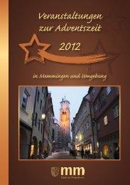Advent 2012 - Weihnachtsmarkt.info