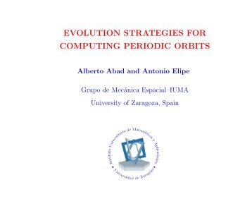 Comparison of optimization strategies for the