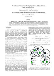 An Enhanced Cluster-tree Routing Algorithm in ZigBee Network An ...