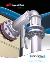 Simplair-Evolution Pipe - Ingersoll Rand