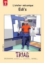 édition 01 CHF (PDF) - TRIAG AG