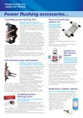 Power flushing accessories - Kamco - Page 2