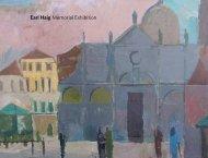 Earl Haig Memorial Exhibition - The Scottish Gallery