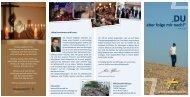 Flyer Wilhelmsstift - Diözesanstelle Berufe der Kirche