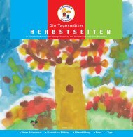 Herbstseiten 2010 - Tagesmütter Steiermark