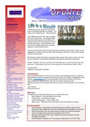 Update Issue 6 - 3 May 2012 - Lutheran Schools Association ...