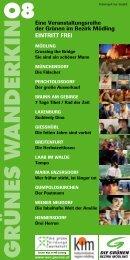 Grüne Wanderkino - Wanderkino - Die Grünen