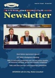 Newsletter #36 - RACVIAC