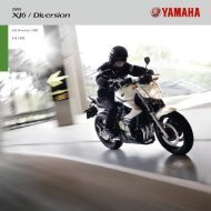XJ6 / Diversion  - conduite passion