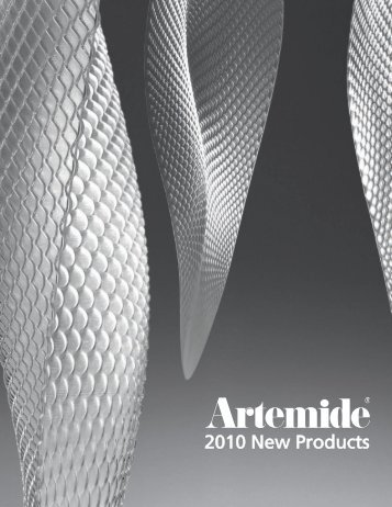2010 New Products - Artemide