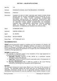 Agenda 16-01-13 revised - Harrow Council