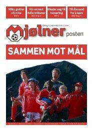 Nr 1 2008 - FK Mjølner