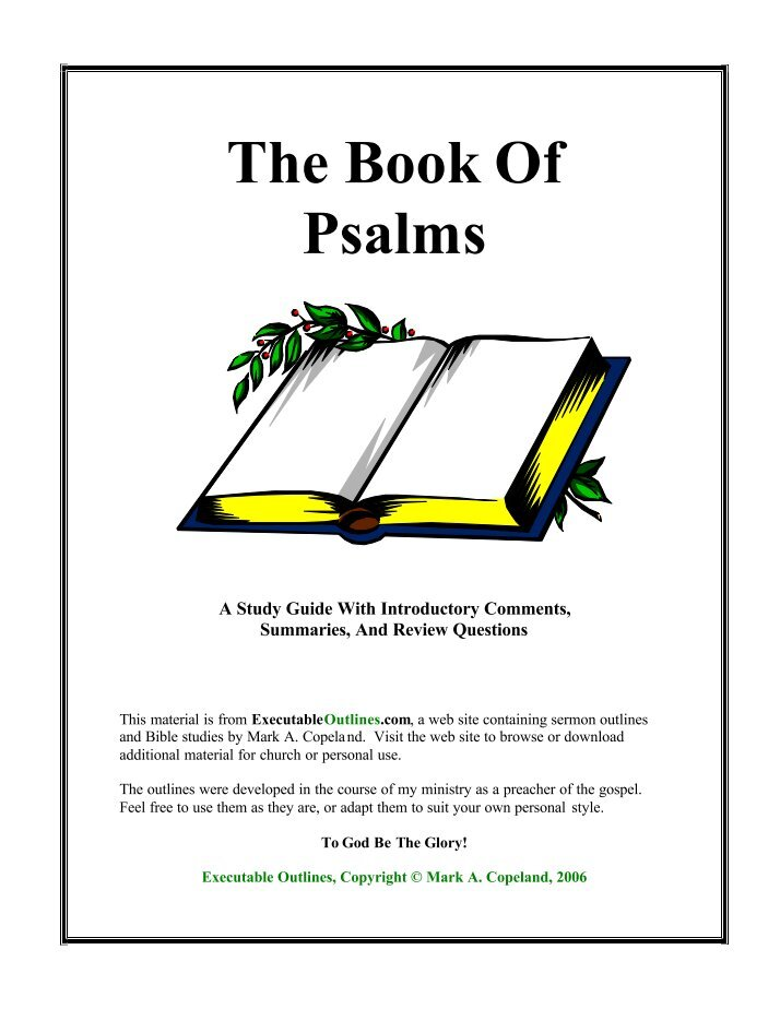 a summary of the book of job The book of job-old testament seminary student study guide.