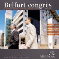 Belfort congrès - Belfort Tourisme