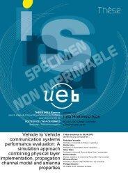 Evaluation des performances des systèmes de ... - IETR