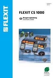 Parametre Ventilator - Flexit