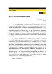 10.- Les pilones del carrer dels Valls - Groc