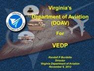 Enhanced Airport Capabilities