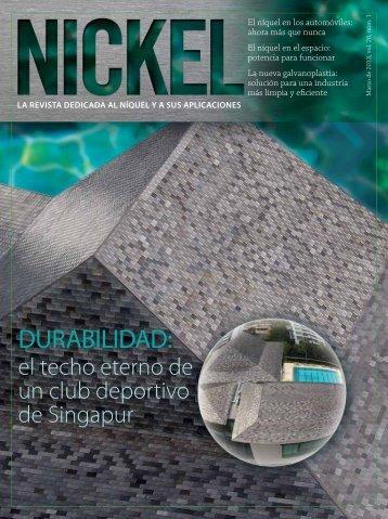 DURABILIDAD: - Nickel Institute