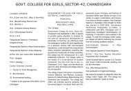 govt. college for girls, sector-42, chandigarh - Official Website of ...