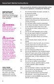 SI40 - HAAN Agile User Manual - Page 4