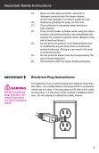 SI40 - HAAN Agile User Manual - Page 5