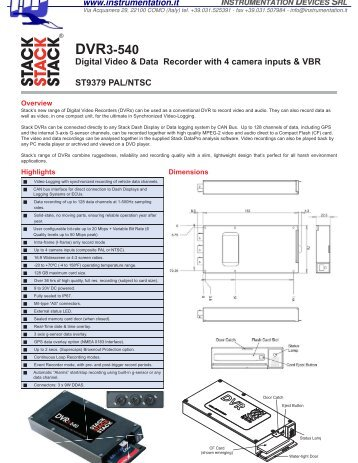 STACK STACK STACK - Instrumentation Devices