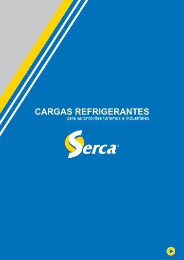 CARGAS REFRIGERANTES - Serca