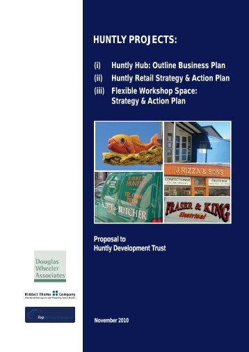 Huntly Tender FINAL Sections 1-3.pdf - Huntly on the Web