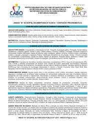 download - Prefeitura municipal do Cabo de Santo Agostinho