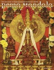 Spring/Summer 2010 - Padmasambhava Buddhist Center