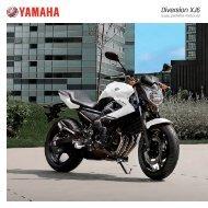Diversion XJ6 F - Yamaha Grec