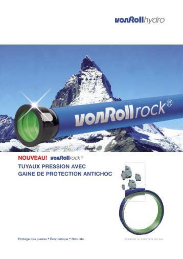 vonRollrock - vonRoll hydro