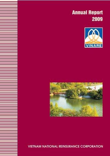 Vietnam National Reinsurance Corporation Annual Report 2009